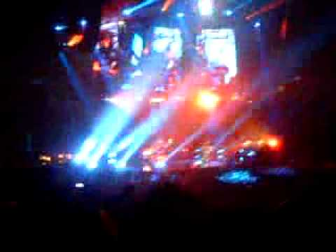 Muse: Knights of Cydonia Live at Prudential Center, Newark 10-24-10
