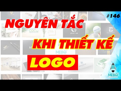 #146 | Tổng Quan Về Logo Và Các Nguyên Tắc Cần Biết Khi Thiết Kế Logo
