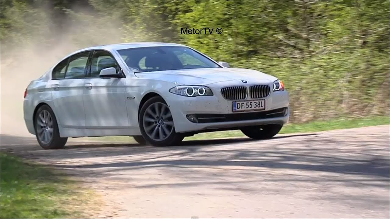 Motortv bmw 520d f10 test