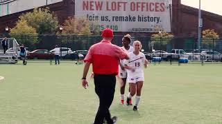 Women's Soccer vs Kean