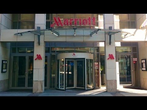 Leipzig Marriott Studio Junior Suite tour