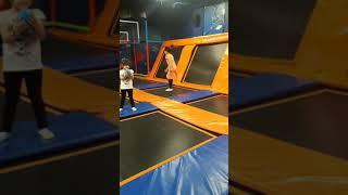 Trampoline Fun Action Zone