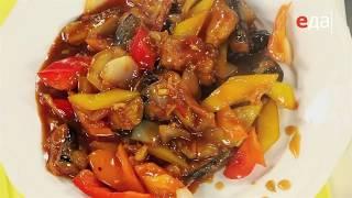 Баклажаны по-китайски и жареный рис / рецепт шеф-повара / Илья Лазерсон / Обед безбрачия