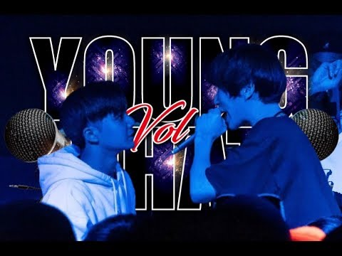 SeUfRain vs 百足  / YOUNG PHAT vol.1 '決勝' U-22 MC BATTLE