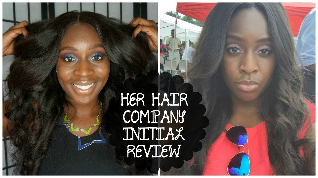 Her Hair Company Virgin Brazilian Straight Initial Review - Chinyere ...