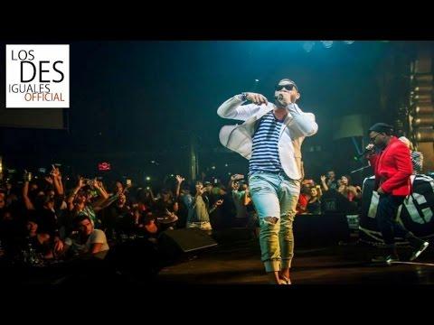 LOS DESIGUALES - EL BUENO Y EL MALO (EN VIVO) (OFFICIAL VIDEO)