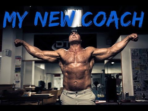 MEET MY NEW COACH! The Jacked & Tanned Metrosexual (Ft. Mark Bell)
