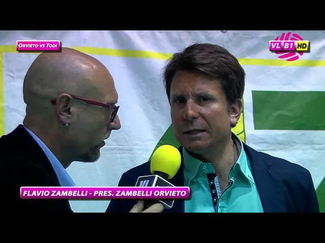 Interviste Orvieto vs Todi