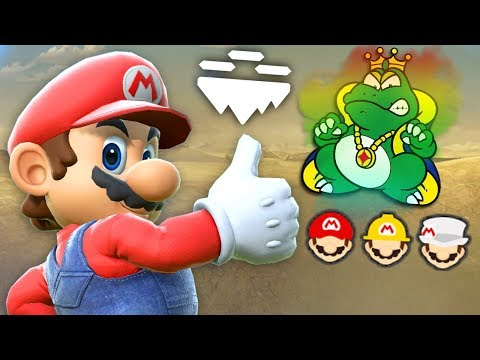 The BEST Design Choices in Smash Ultimate - Super Smash Bros. – Aaronitmar thumbnail