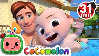 Swimming Song |  More Nursery Rhymes & Kids Songs - CoCoMelon