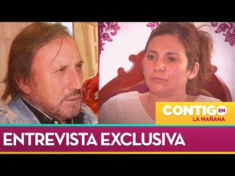 Carlos Pinto entrevistó a la madre de Fernanda Maciel - Contigo en La Mañana