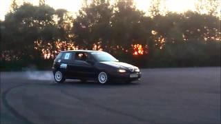 Alfa Rome 145 braking without ABS