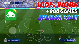 Cara Mudah Bermain Game PS4 Di Android | PES 2020 FIFA 20 NARUTO Tutorial XBOX Gloud Games Emulator