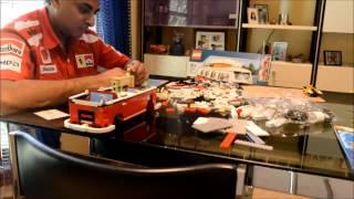 Lego Vm Kombi 10220 Time Lapse Build