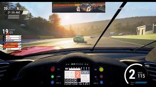 Assetto Corsa Competizione - E3 Tech Demo Gameplay 3/4 - Day&Night Cycle