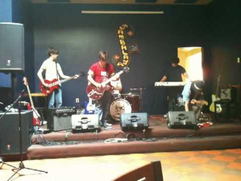 The Stormtrooper Orchestra - Loud Pipes - Jambalaya, Arcata 5/15/2010