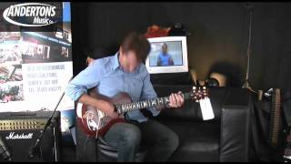 Mikael Akerfeldt & Nick Catanese Signature PRS SE Guitars