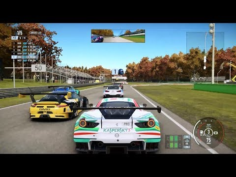 Project Cars 2 My First GT3 Race Online at Monza GP