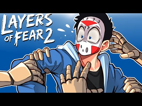 Layers of Fear 2 - MY LONGEST VIDEO EVER! (ACT 3, 4 & 5) Ending!