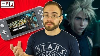 FF7 Remake Gets Delayed And Unannounced Ports Leak For Switch | News Wave