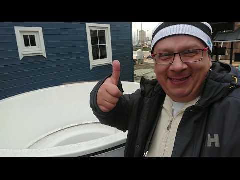 """Уличная купель """"Пальё"""" с печкой на дровах уже в Москве!"""