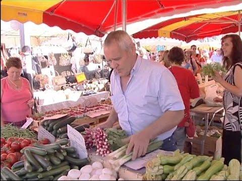 Saint-Tropez : le jackpot des marchés de Provence - reportage