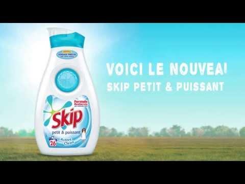 Vidéo Découvrez le nouveau Skip Petit & Puissant !