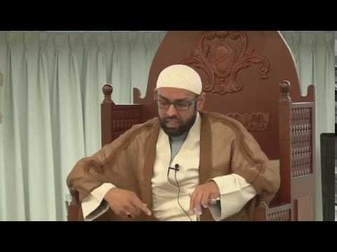 Fear of Allah (swt) - 20 Jumada al-Thani 1435 - Sheikh Jaffer H. Jaffer