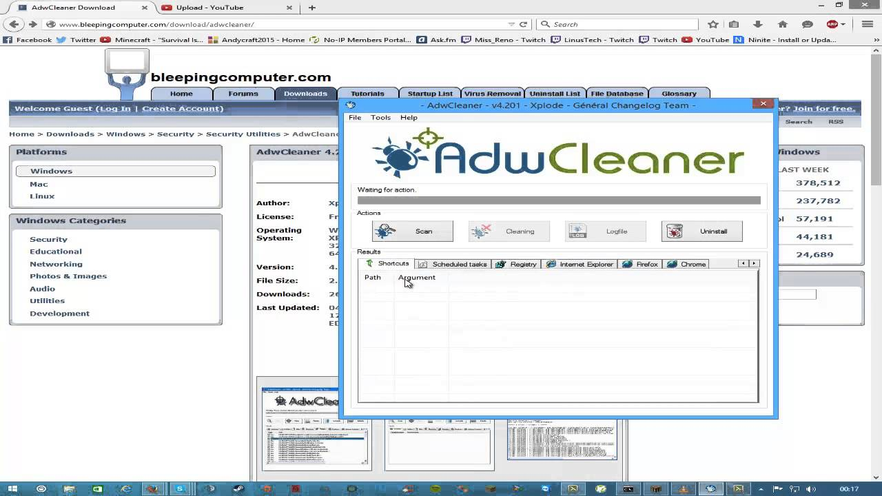 ADWCleaner Review