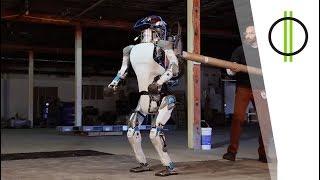 Kiborgok, Atlas és őrkutya-robotok (KiberMa 73. adás)