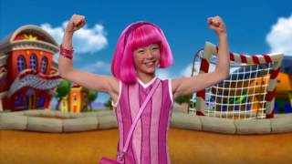 Lazy Town - Never Say Never (Finnish  Suomi)