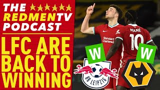 Back To Winning Ways | The Redmen TV Podcast