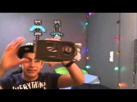 Unboxing Posters de MINECRAFT y Tarjeta de Video para Minecraft