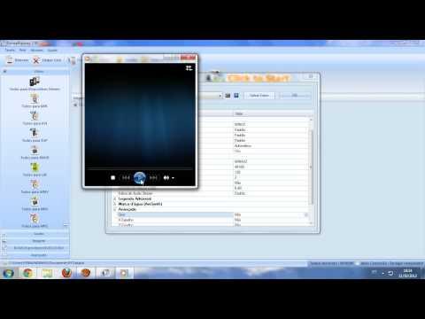 Como girar um video com Format Factory
