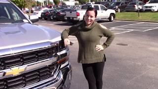 2018 Chevrolet Silverado LT Wilson, NC WalkAround