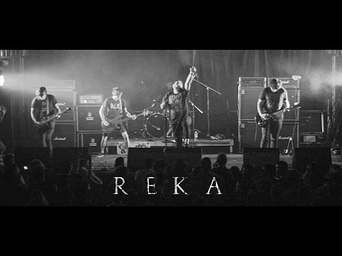 REKA | Live in Moscow 2014/07/11