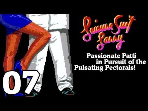 Leisure Suit Larry 3: Passionate Patti in Pursuit of the Pulsating Pectorals - [07/08] |