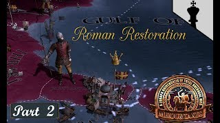 EU4 - MEIOU & Taxes - Roman Reclamation - Part 2