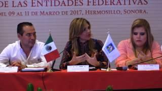 Encabeza Gobernadora 11 Encuentro de Titulares de Juventud
