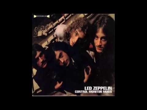 Unreleased Recording Of Led Zeppelin's 'Black Dog' January 1971 Headley Grange Studios