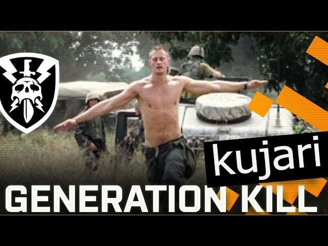Generation Kill, KUJARI.  Squad Alpha