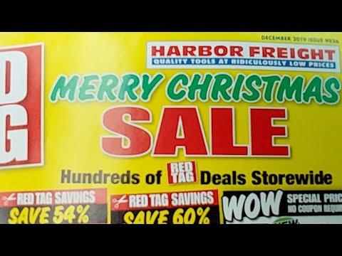 Harbor Freight Live! Pt. 17🚢💦