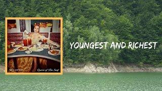 Miss Mulatto - Youngest And Richest (Lyrics)