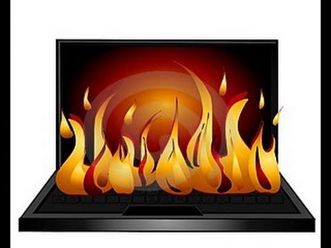 Нормальная температура процессора ноутбука - как узнать