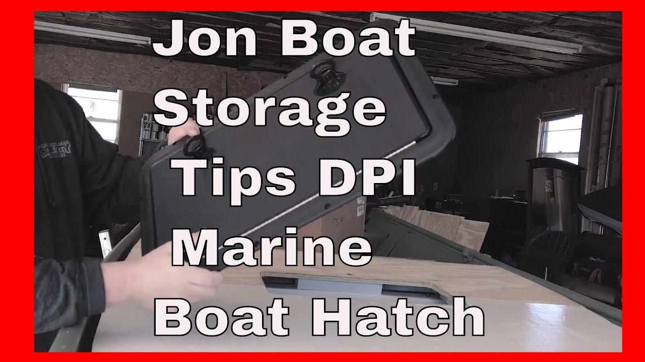 """DPI Marine 16/"""" x 20/"""" Flush Series Hatch//Door Black"""