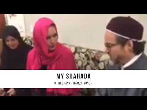 My Shahada with Shaykh Hamza Yusuf