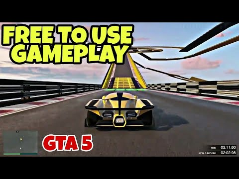 Free To Use Gta  Online Race K Hd Graphics Check The Details In Description