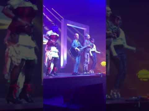 Erasure live in São Paulo - 11-May-2018 Espaço das Américas - A LITTLE RESPECT