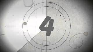 Super 8 Movie Countdown - Film Leader