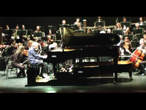 Gounod: Concerto for piano-pèdalier and orchestra, 2nd movement